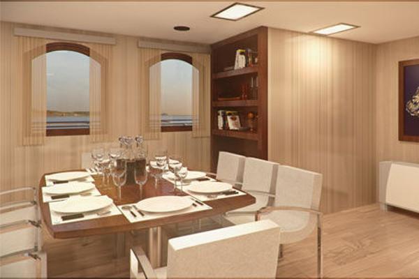 Restaurant - Croisière En Croatie à bord du MV Mare Blu Cabine Catégorie A+ Venise Italie