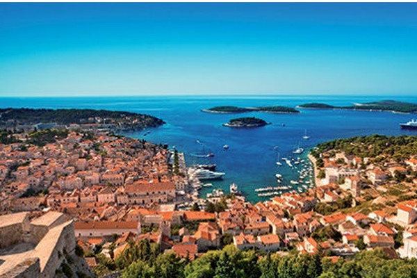 Ville - Croisière En Croatie a bord du MV MARE Blu Cabine Catégorie A Venise Italie