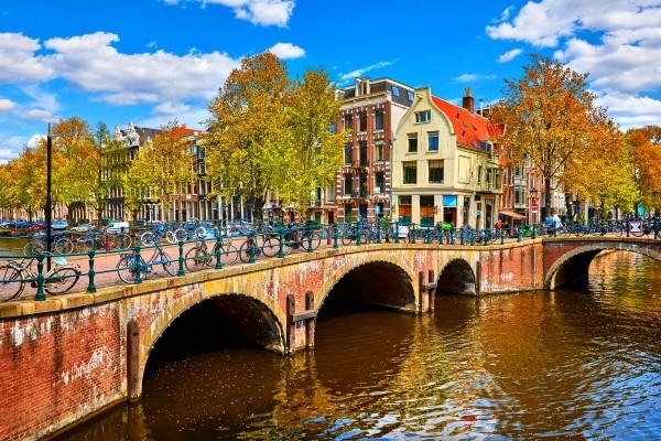 Ville - Croisière Croisière sur le Rhin - Amsterdam/Francfort 4* Amsterdam Pays Bas