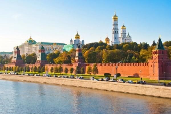 Ville - Croisière SPLENDEURS DE LA VOLGA Moscou Russie