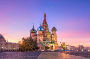 Vacances Moscou: Croisière SPLENDEURS DE LA VOLGA