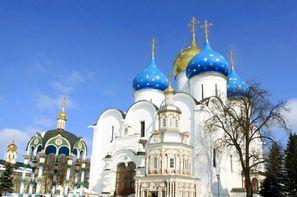 Russie-Moscou, Croisière Les Incontournables de Moscou à Saint Petersbourg