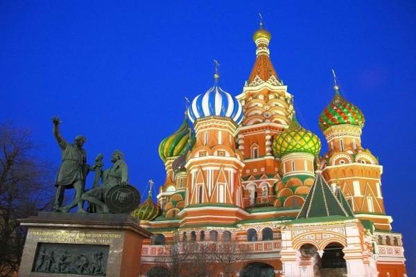 Ville - Croisière Volga, l'élégante Moscou Russie