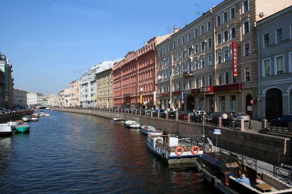 Ville - Croisière Les incontournables de Saint Petersbourg à Moscou Saint Petersbourg Russie