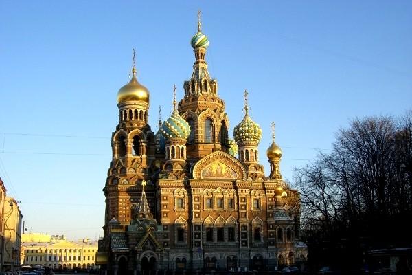 Monument - Croisière Les incontournables de Saint Petersbourg à Moscou Saint Petersbourg Russie