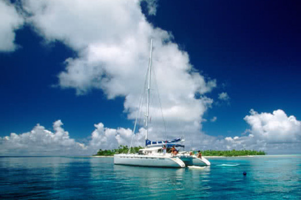 Bateau - Croisière Praslin Dream Premium Mahe Seychelles