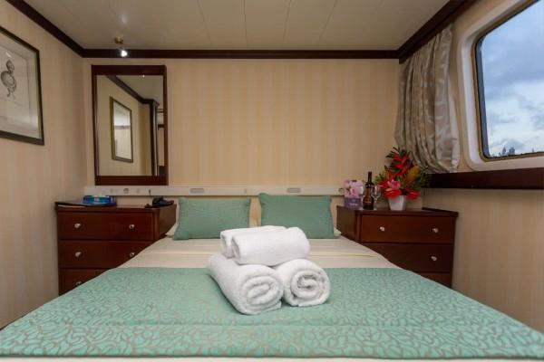 Chambre - Croisière Croisière Le Jardin d'Eden Mahe Seychelles
