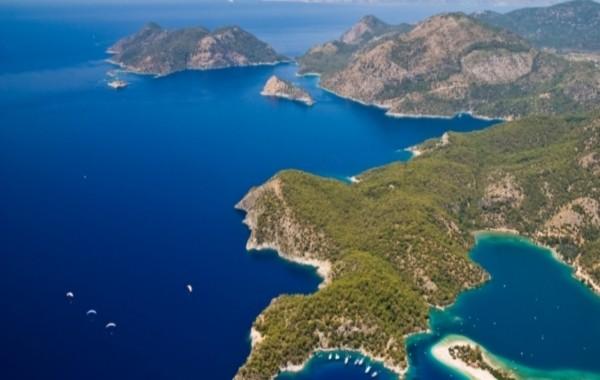 Nature - Croisière Découverte du golfe de Gokova Bodrum Turquie