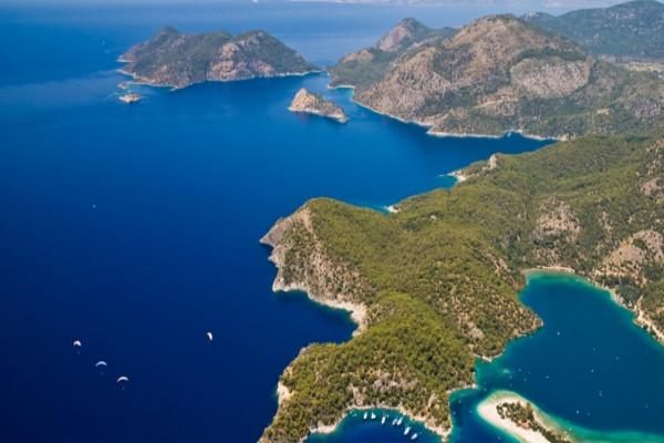 Nature - Croisière Marmaris - Fethiye Dalaman Turquie