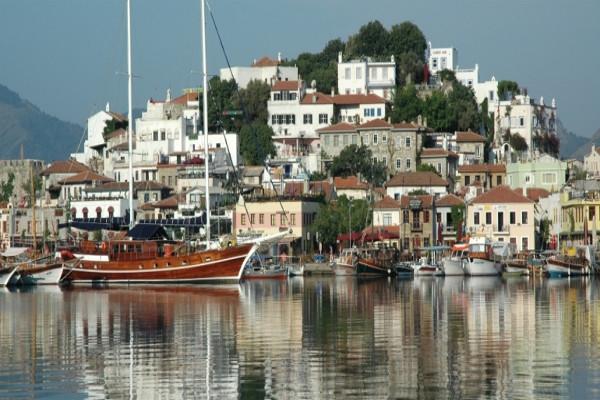 Ville - Croisière Marmaris - Fethiye Dalaman Turquie