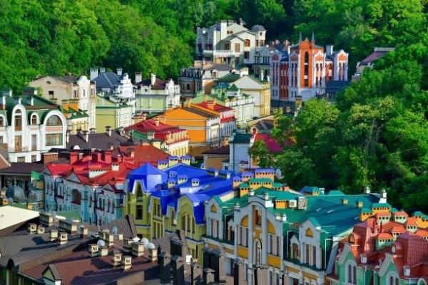 Ville - Croisière Croisière fluviale en Ukraine :le Dniepr des cosaques 4* Kiev Ukraine