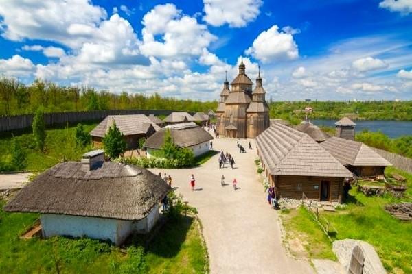 Nature - Croisière Croisière fluviale en Ukraine :le Dniepr des cosaques 4* Kiev Ukraine