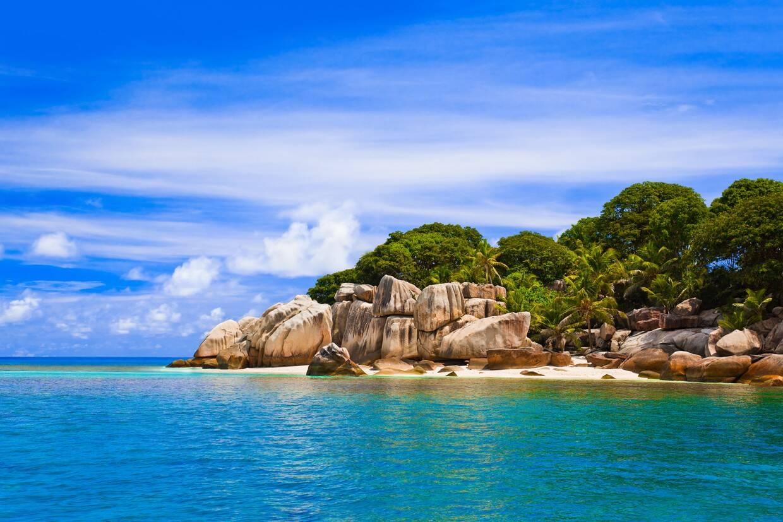 Plage - Croisière Emeraude Mahe Seychelles