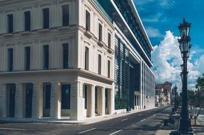 Cuba-La Havane, Hôtel Iberostar Grand Packard