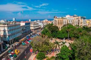 Cuba-La Havane, Hôtel Inglaterra