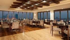 Dubai et les Emirats-Dubai, Hôtel Park Regis Kris Kin Hotel
