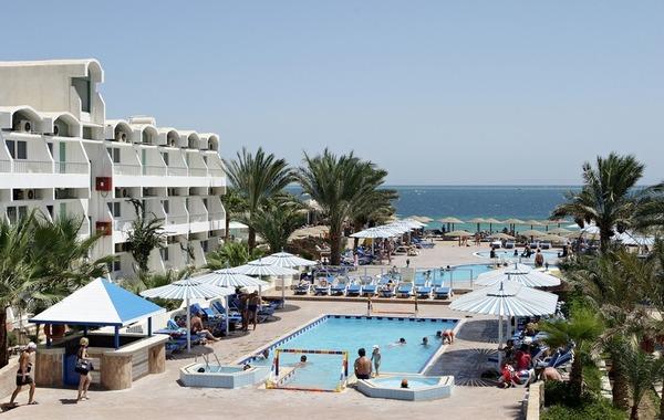 Facade - Empire Beach Resort 3* Hurghada Egypte