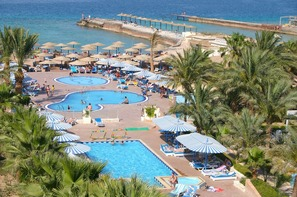 Egypte-Hurghada, Hôtel Empire Beach Resort