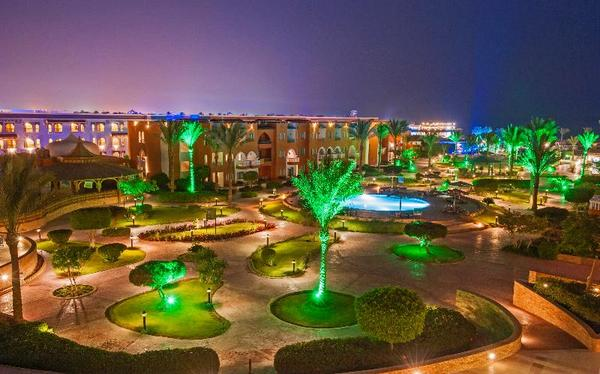Facade - Sunrise Garden Beach Resort 5* Hurghada Egypte