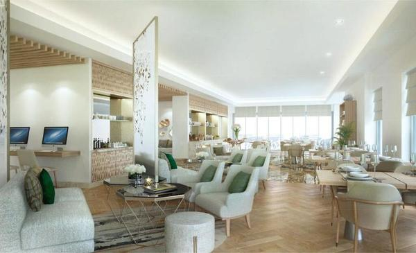 Restaurant - Al Jaddaf Rotana Suite Hotel 5* Dubai Dubai et les Emirats