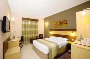 Dubai et les Emirats-Dubai, Hôtel Citymax Sharjah
