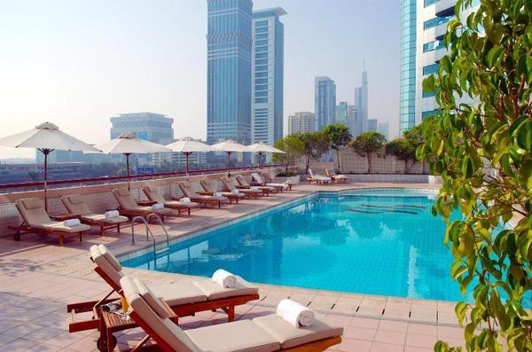 Autres - Crowne Plaza Dubai 5* Dubai Dubai et les Emirats