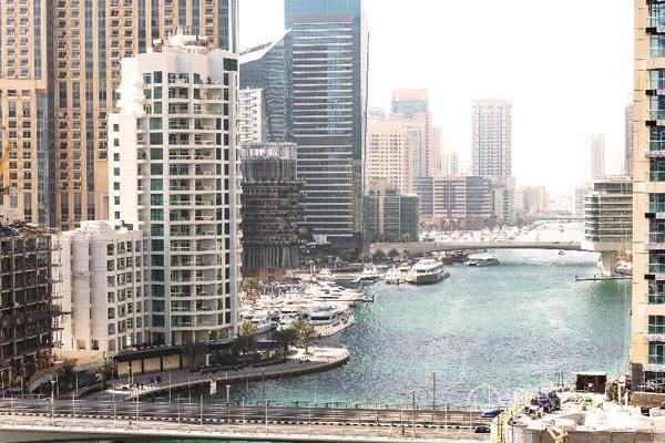 Facade - Dream Inn Dubai Marina Park Island 5* Dubai Dubai et les Emirats