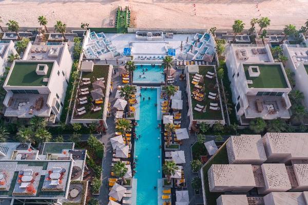 Facade - Five Palm Jumeirah Dubai 5* Dubai Dubai et les Emirats
