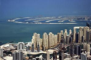 Dubai et les Emirats-Dubai, Hôtel Four Points By Sheraton Sheikh Zayed