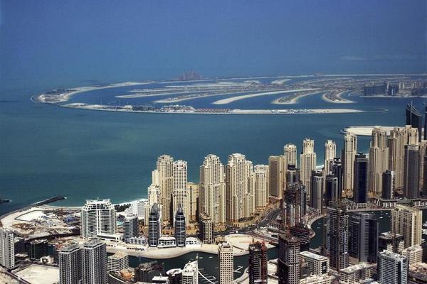 Facade - Four Points By Sheraton Sheikh Zayed 4* Dubai Dubai et les Emirats