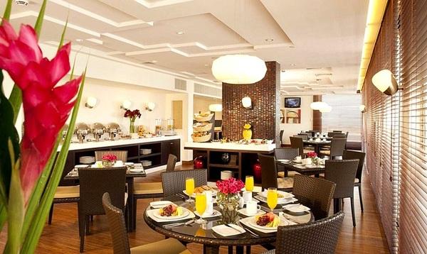 Facade - Fraser Suites 4* Dubai Dubai et les Emirats
