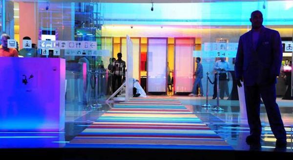 Facade - Hues Boutique 4* Dubai Dubai et les Emirats