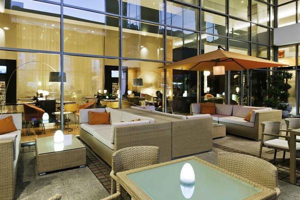 Restaurant - Ibis Al Rigga 3* Dubai Dubai et les Emirats