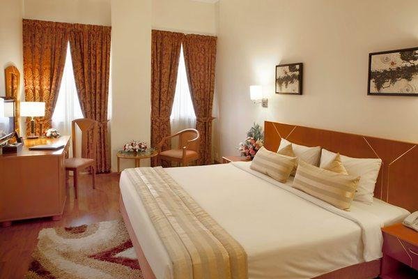 Chambre - Landmark Hotel Baniyas 3* Dubai Dubai et les Emirats