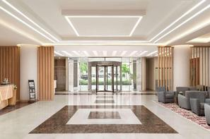 Dubai et les Emirats-Dubai, Hôtel Ramada Deira