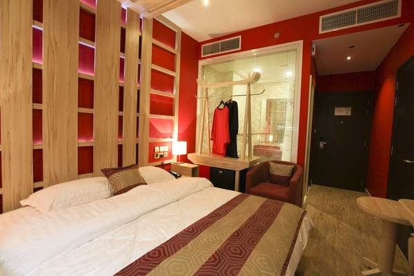 Chambre - Reflections Hotel 4* Dubai Dubai et les Emirats