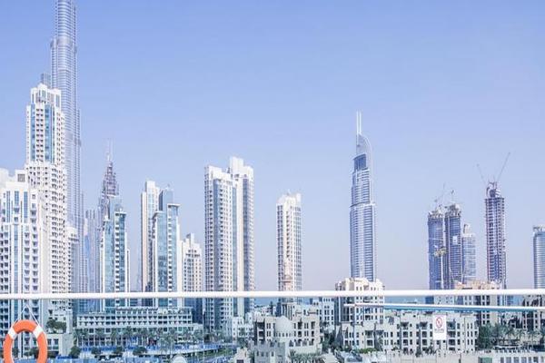 Facade - Steigenberger Hotel Business Bay 5* Dubai Dubai et les Emirats