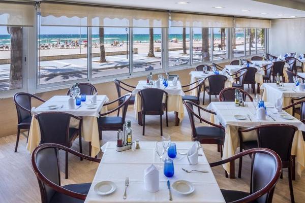Restaurant - Casablanca Playa 3* Barcelone Espagne