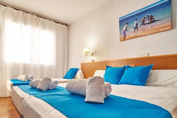 Chambre - Morros 3* Barcelone Espagne