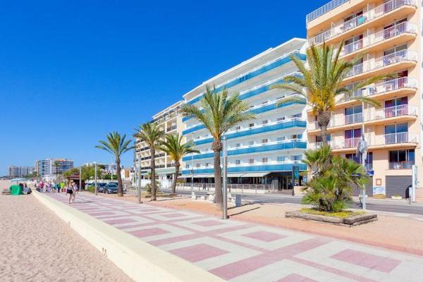 Facade - Pi mar 3* Barcelone Espagne