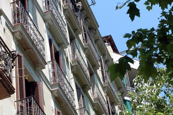 Facade - Wello Apartments 3* Barcelone Espagne