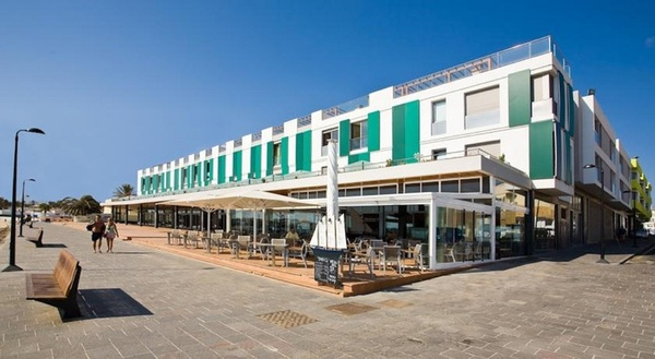 Facade - The Corralejo Beach 4* Fuerteventura Canaries