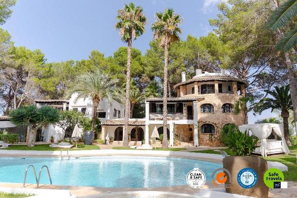 Facade - Agroturismo Sa Talaia 5* Ibiza Ibiza