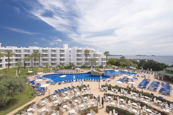 Facade - Tropic Garden 4* Ibiza Ibiza