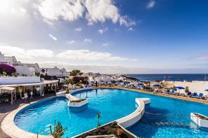 Canaries-Arrecife, Hôtel Bellevue Aquarius