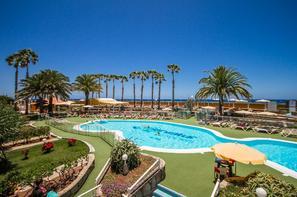 Grande Canarie-Las Palmas, Hôtel Green Beach