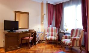 Espagne-Madrid, Hôtel Don Pio