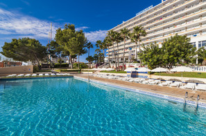 Baleares-Majorque (palma), Hôtel Globales Honolulu