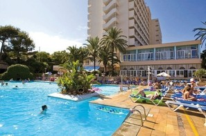 Baleares-Majorque (palma), Club Globales Mimosa Hotel