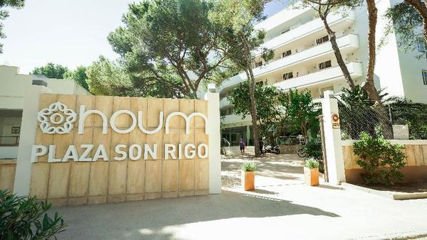 Facade - Houm Plaza Son Rigo 4* Majorque (palma) Baleares